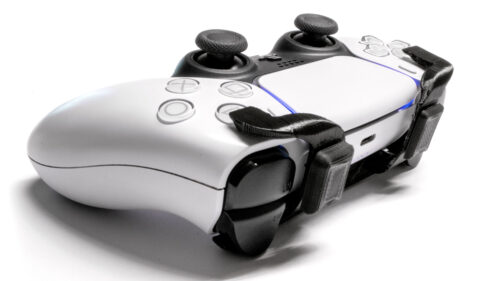 PS5 Controller Playstation 5 Playstation 4 PS4 Xbox ONE Xbox Series X PC Computer ExoPad Front paddle attachment plusgear plus gear
